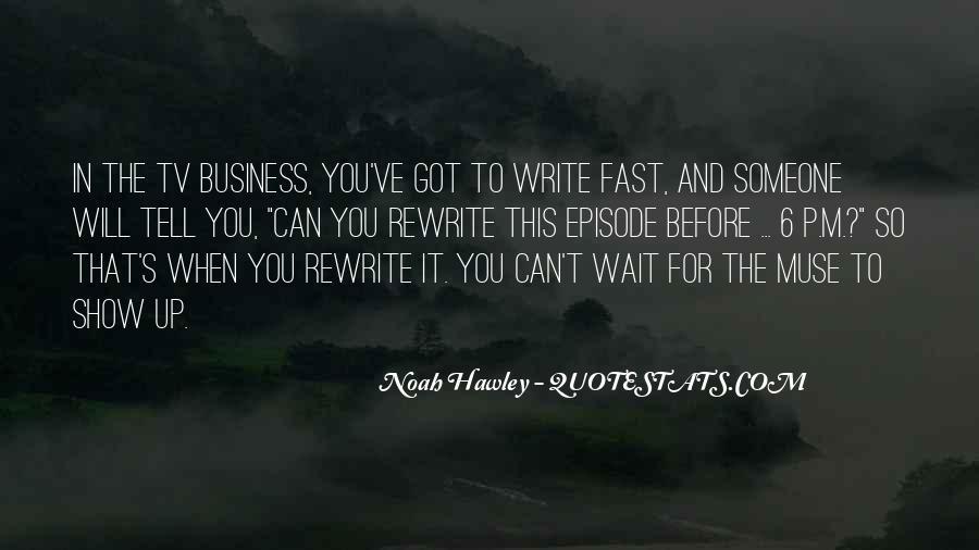 Noah Hawley Quotes #594210