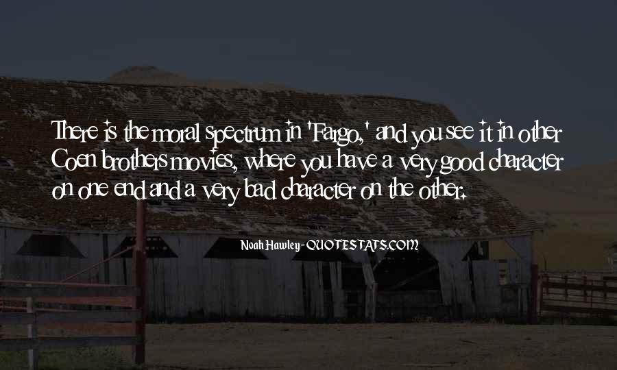 Noah Hawley Quotes #59968