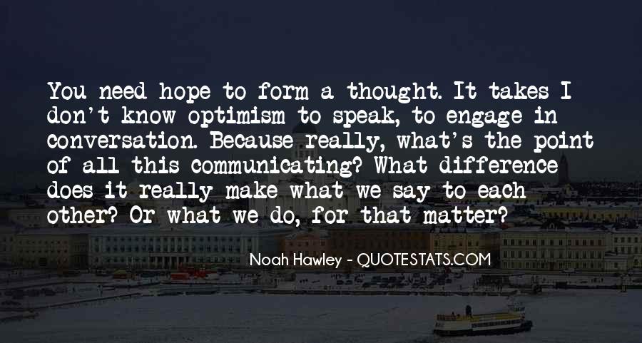 Noah Hawley Quotes #68648