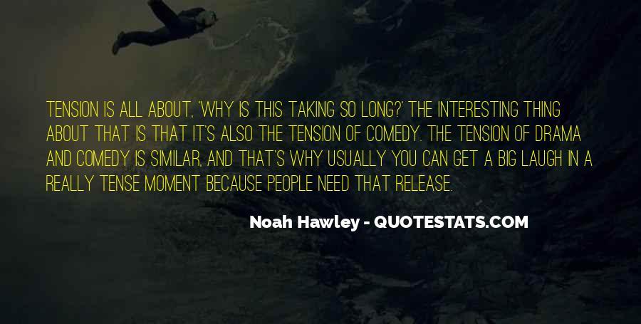 Noah Hawley Quotes #706507