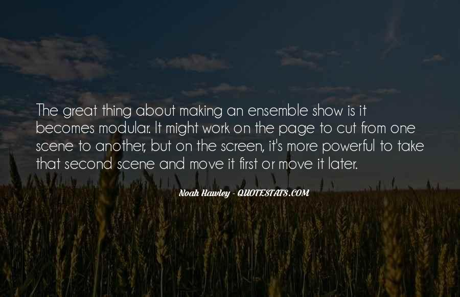 Noah Hawley Quotes #872988