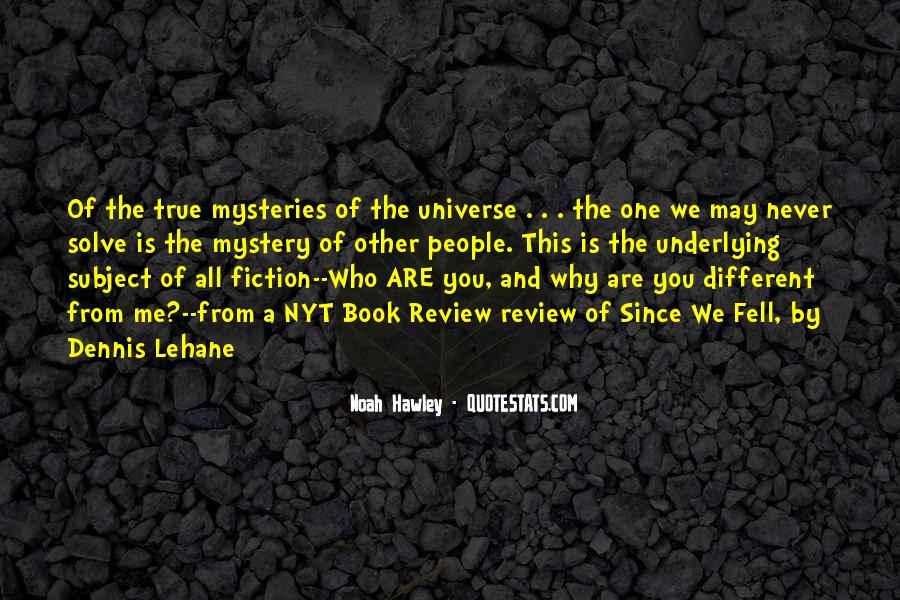 Noah Hawley Quotes #94181