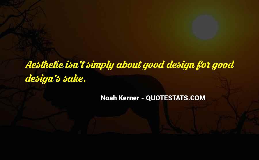 Noah Kerner Quotes #1215108