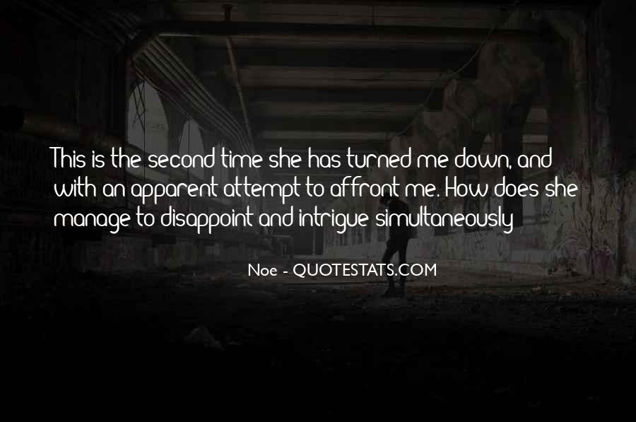 Noe Quotes #1314372