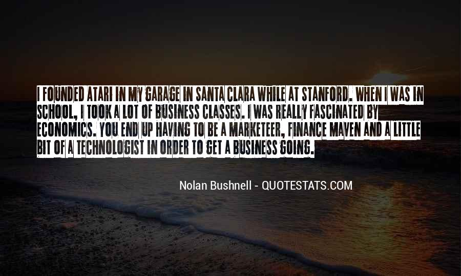 Nolan Bushnell Quotes #180683
