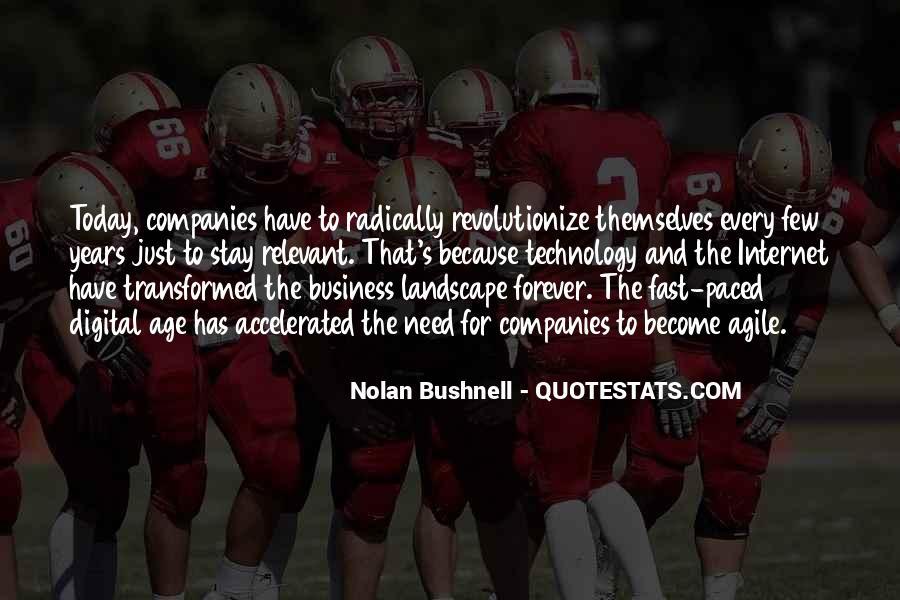 Nolan Bushnell Quotes #1827535