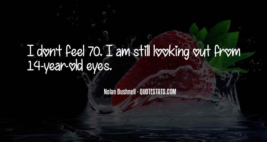 Nolan Bushnell Quotes #276315