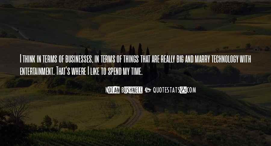 Nolan Bushnell Quotes #301277