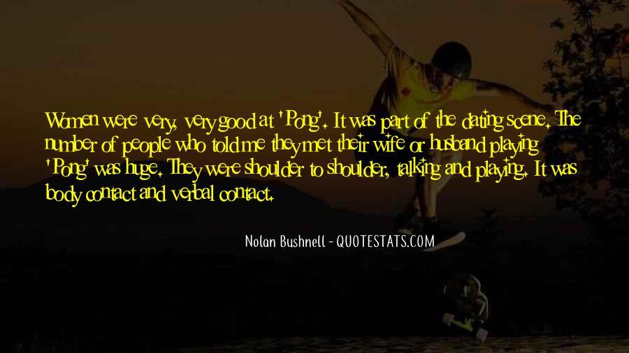 Nolan Bushnell Quotes #302160