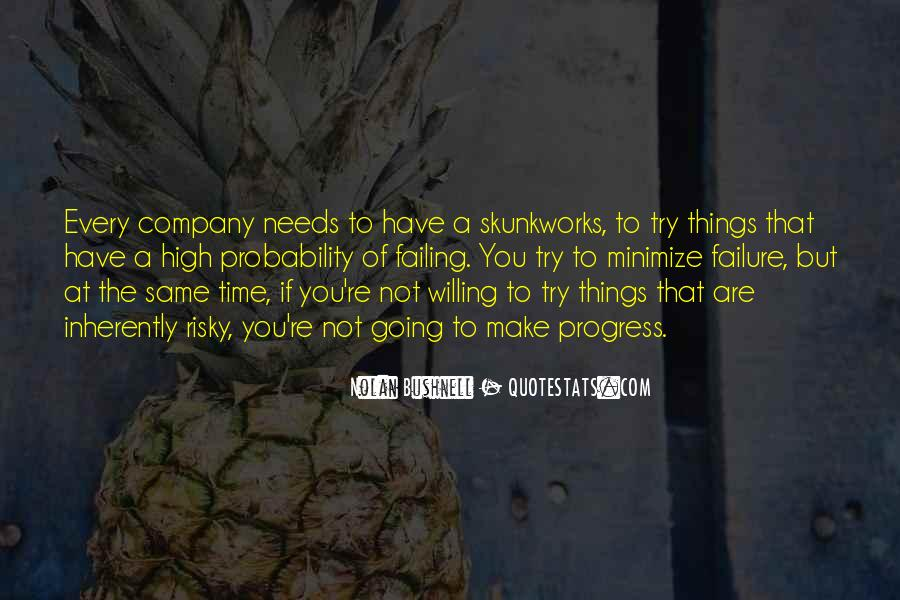 Nolan Bushnell Quotes #308772