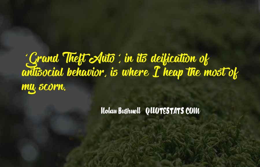 Nolan Bushnell Quotes #346310