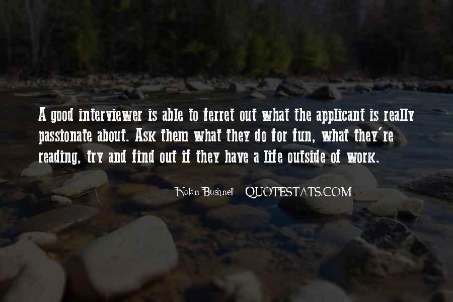 Nolan Bushnell Quotes #499961