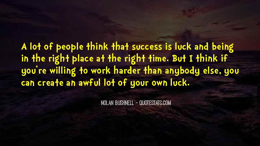 Nolan Bushnell Quotes #578968