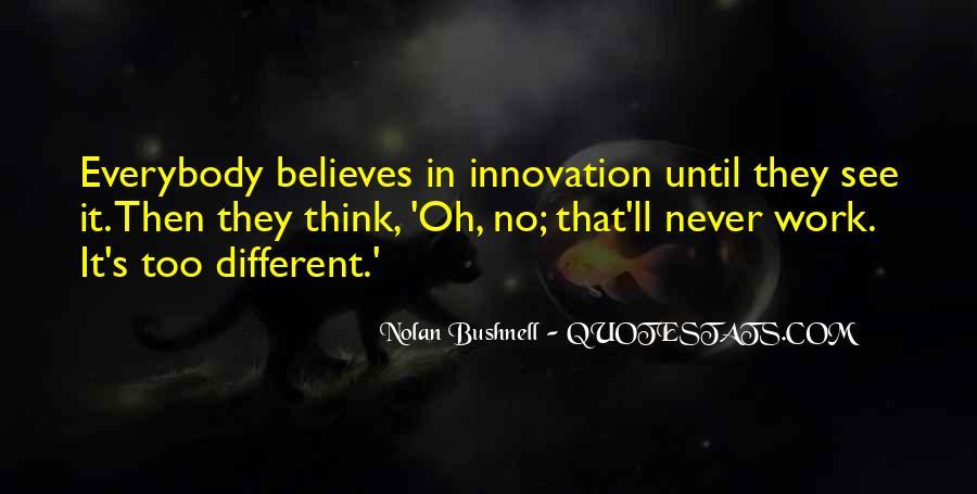 Nolan Bushnell Quotes #955884