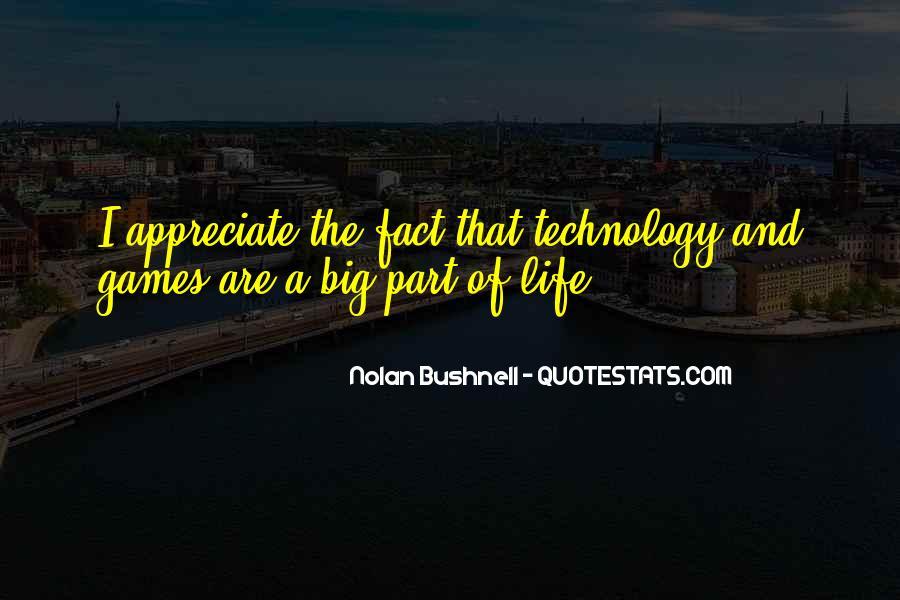 Nolan Bushnell Quotes #998752
