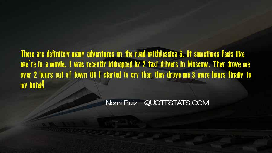 Nomi Ruiz Quotes #1168573