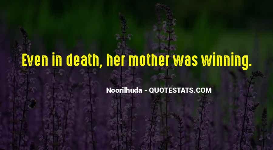 Noorilhuda Quotes #1374351
