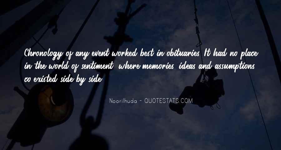 Noorilhuda Quotes #67790