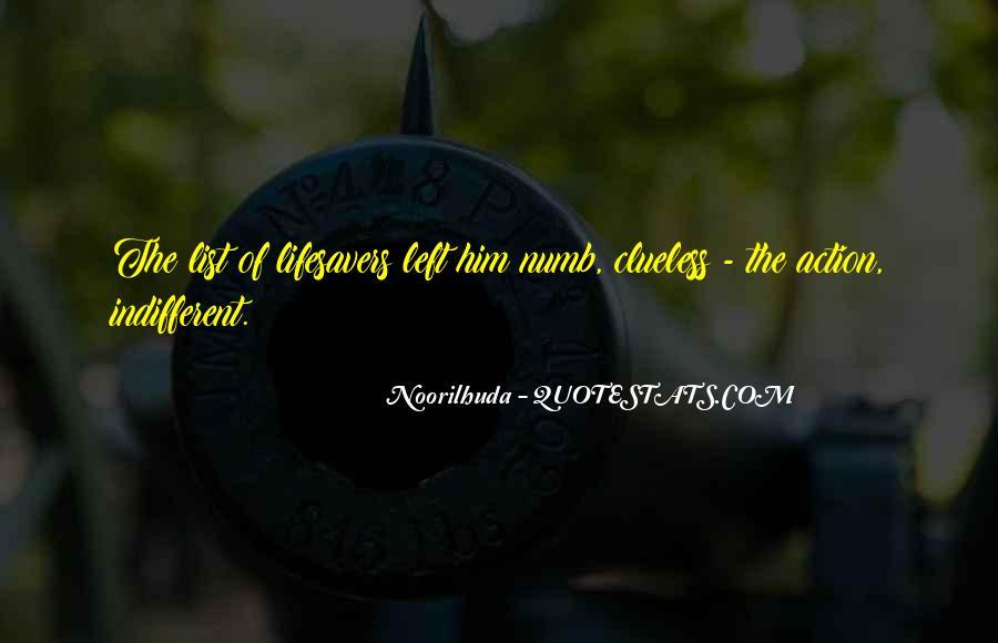 Noorilhuda Quotes #769561