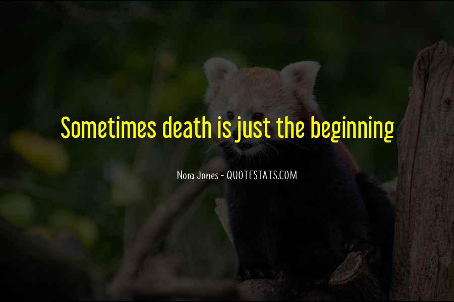 Nora Jones Quotes #375636