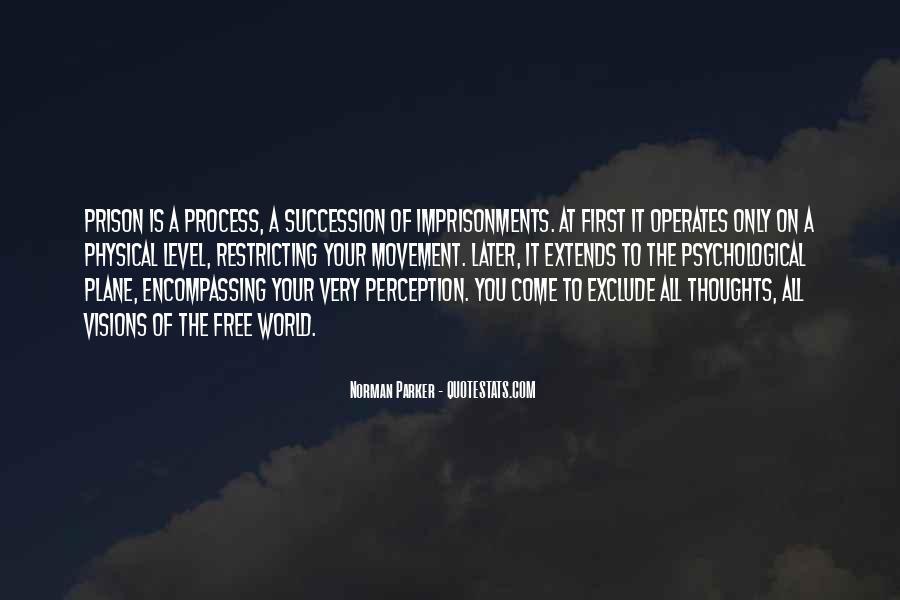 Norman Parker Quotes #1719900