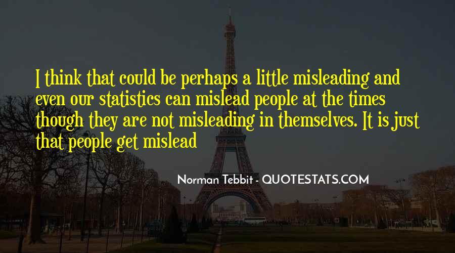 Norman Tebbit Quotes #1665758