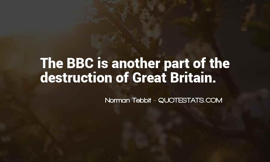 Norman Tebbit Quotes #457407