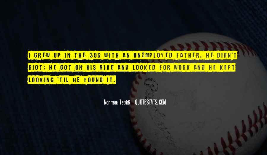 Norman Tebbit Quotes #522522