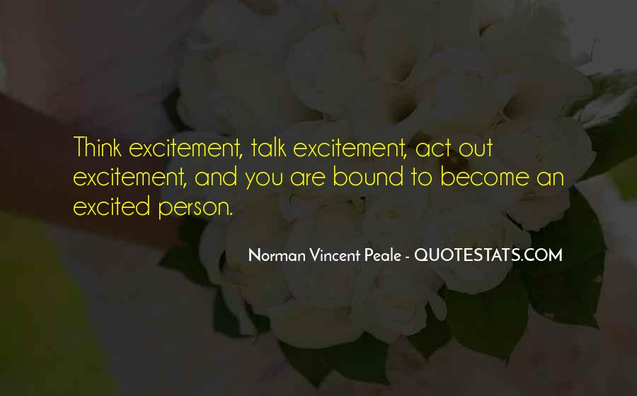 Norman Vincent Peale Quotes #1264310