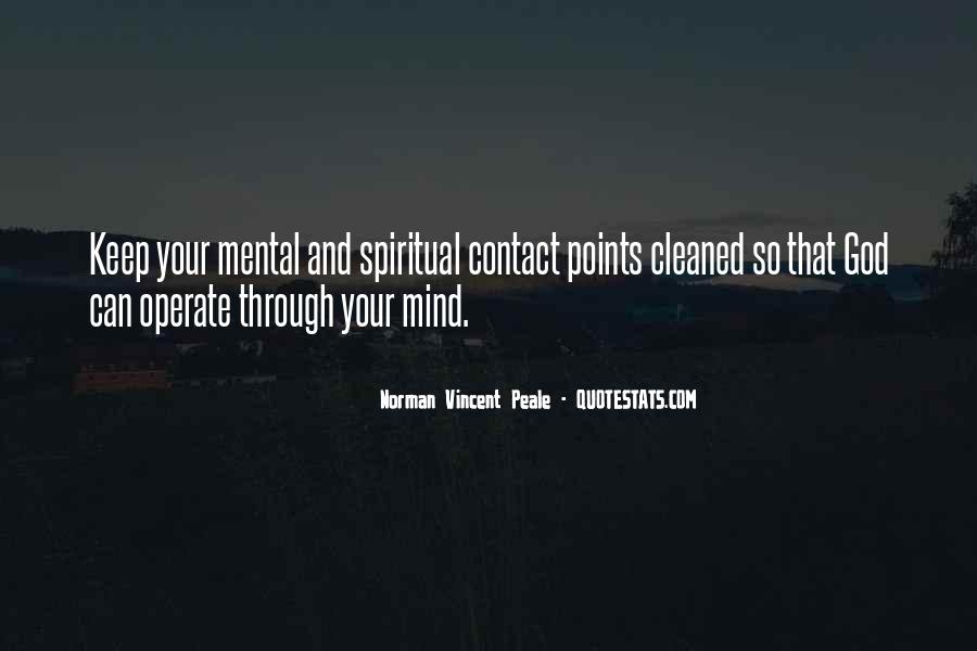 Norman Vincent Peale Quotes #1504075