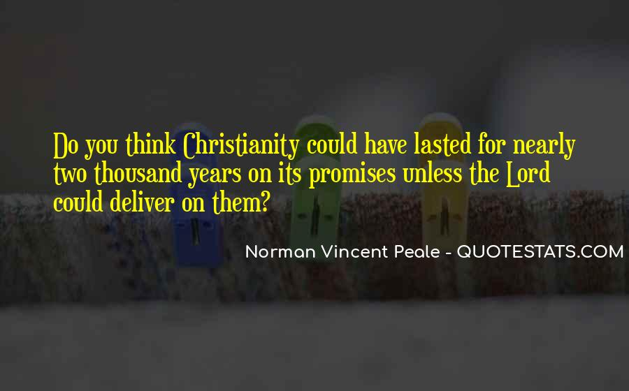 Norman Vincent Peale Quotes #1611326