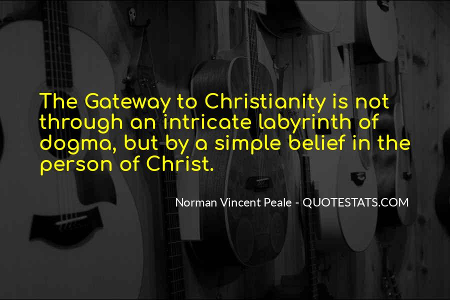 Norman Vincent Peale Quotes #1728132