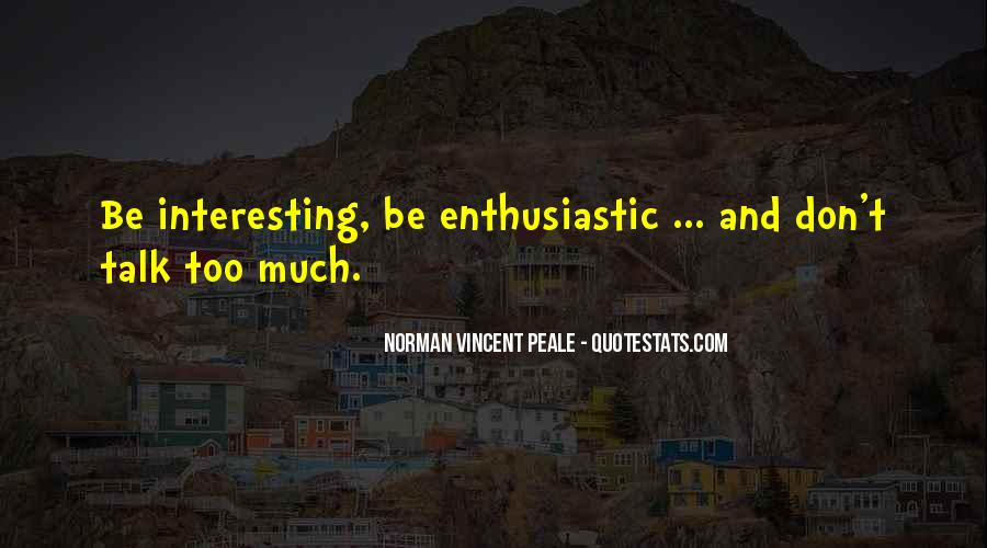 Norman Vincent Peale Quotes #1762532