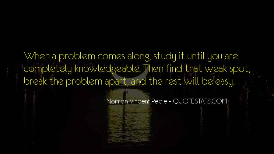 Norman Vincent Peale Quotes #1825376