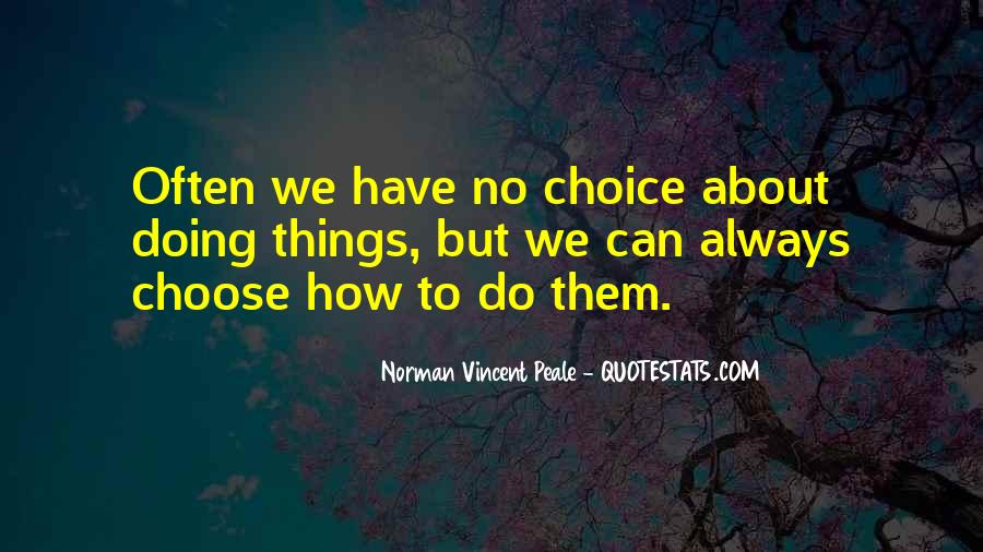 Norman Vincent Peale Quotes #248416