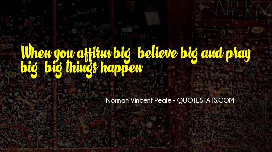 Norman Vincent Peale Quotes #497790