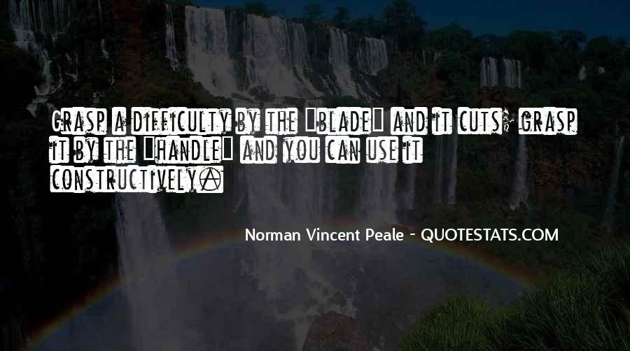 Norman Vincent Peale Quotes #595463