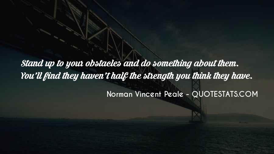 Norman Vincent Peale Quotes #637427