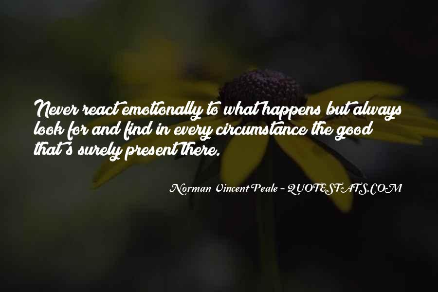 Norman Vincent Peale Quotes #650155