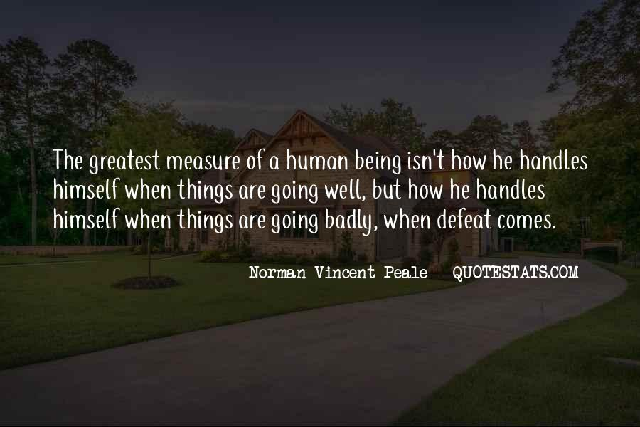 Norman Vincent Peale Quotes #702475