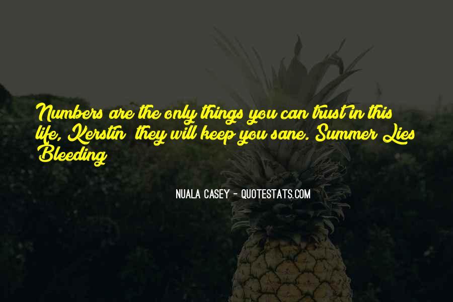 Nuala Casey Quotes #80728