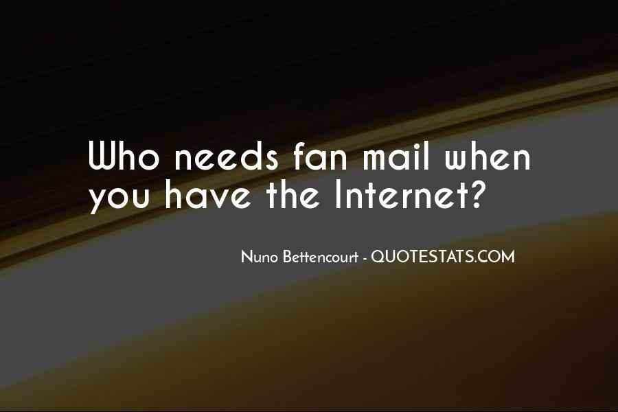 Nuno Bettencourt Quotes #1200652