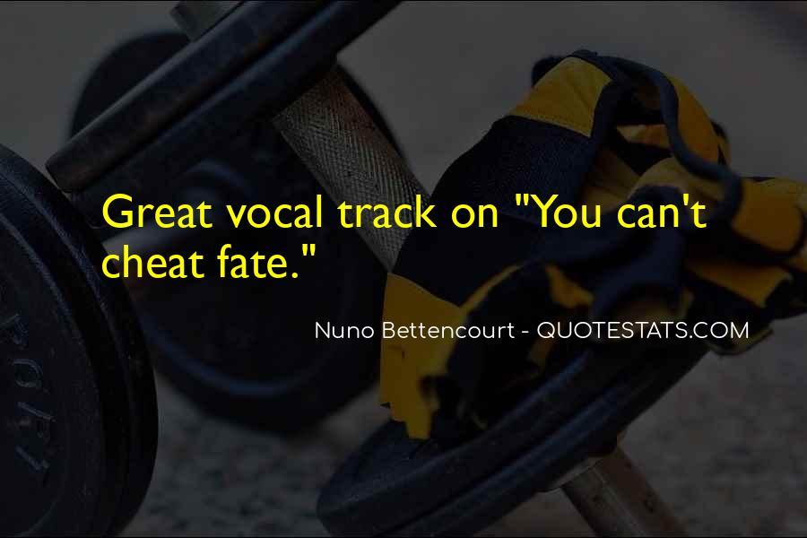 Nuno Bettencourt Quotes #585729