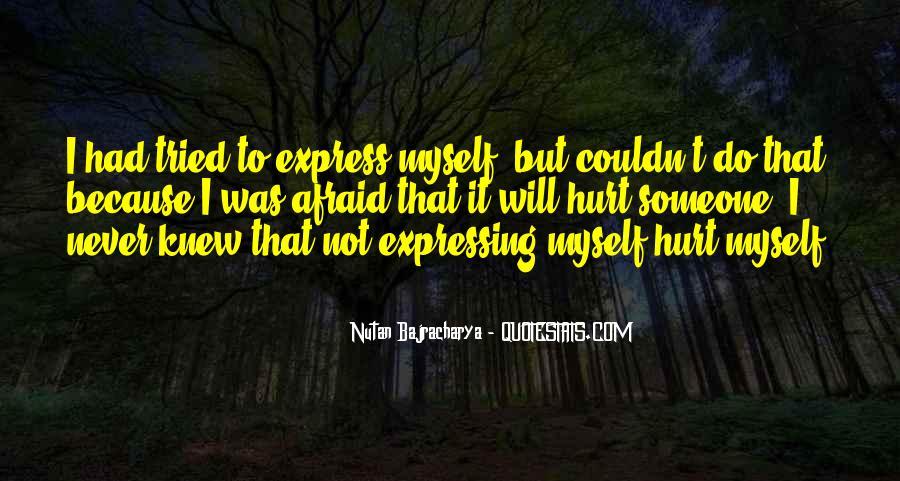 Nutan Bajracharya Quotes #1034123