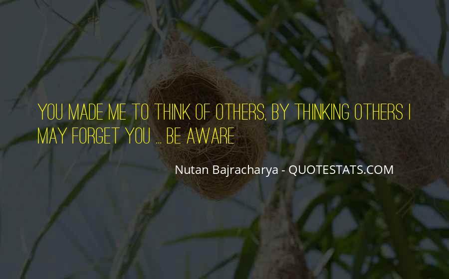 Nutan Bajracharya Quotes #1409479