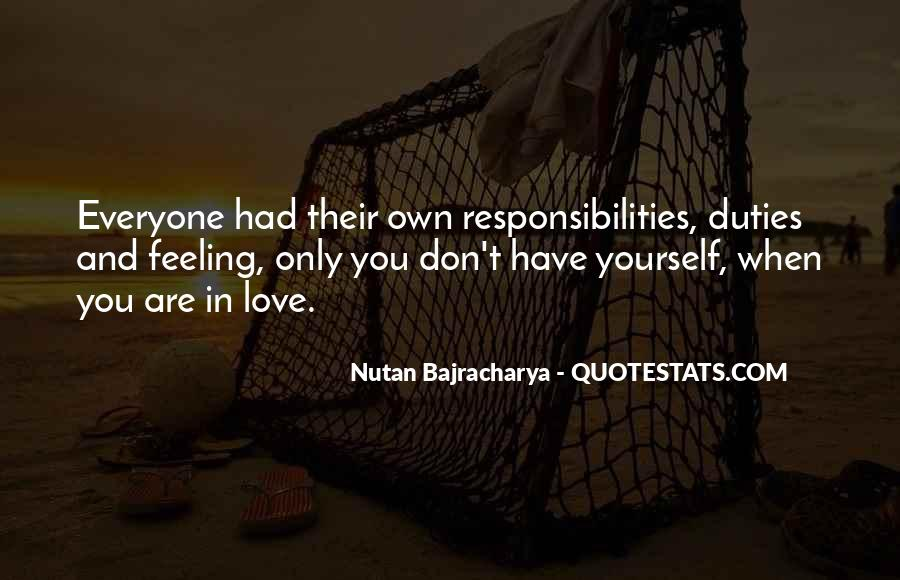 Nutan Bajracharya Quotes #1689204