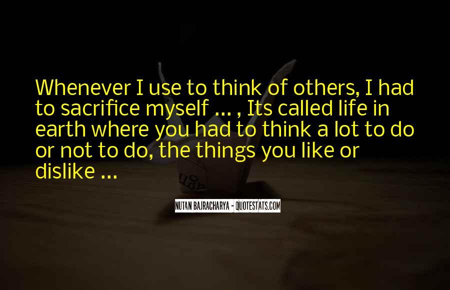 Nutan Bajracharya Quotes #1831061