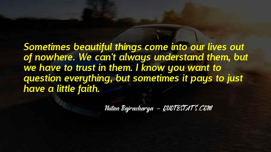 Nutan Bajracharya Quotes #240193