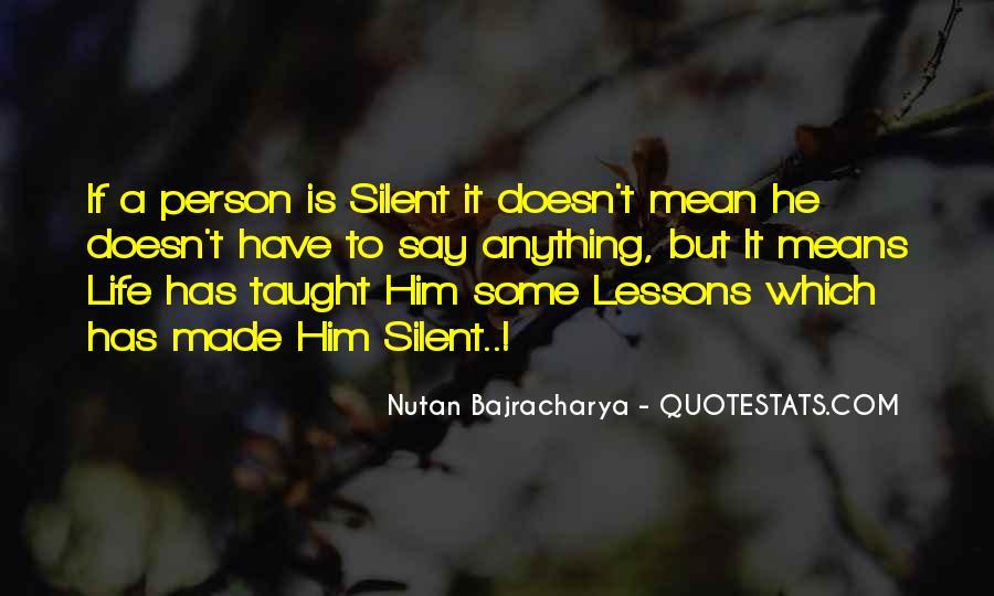 Nutan Bajracharya Quotes #499919
