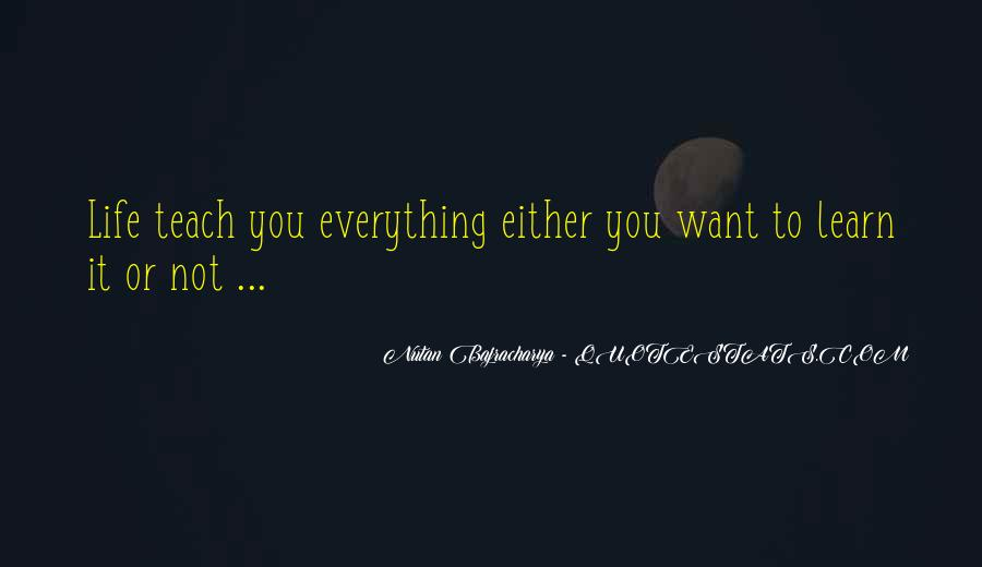 Nutan Bajracharya Quotes #986307